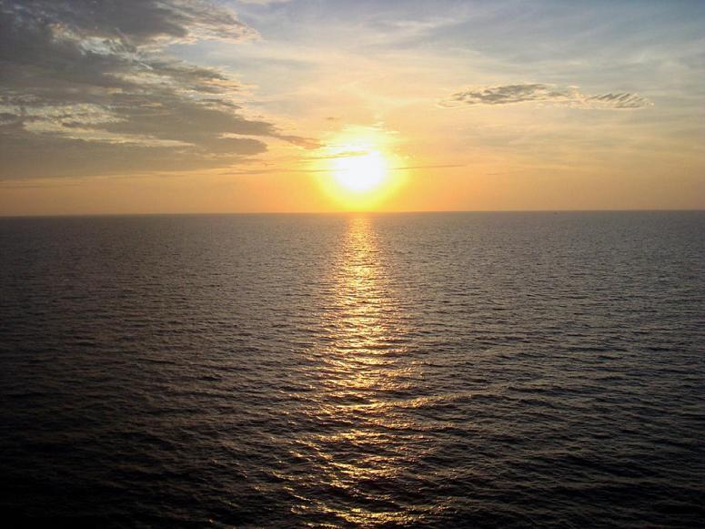 Credit Report Companies >> Sun Rising Over Ocean Reduced – BDC Reporter